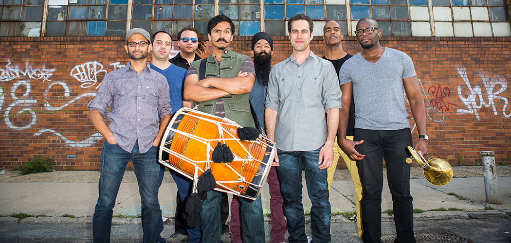 Red Baraat. (James Bartolozzi)