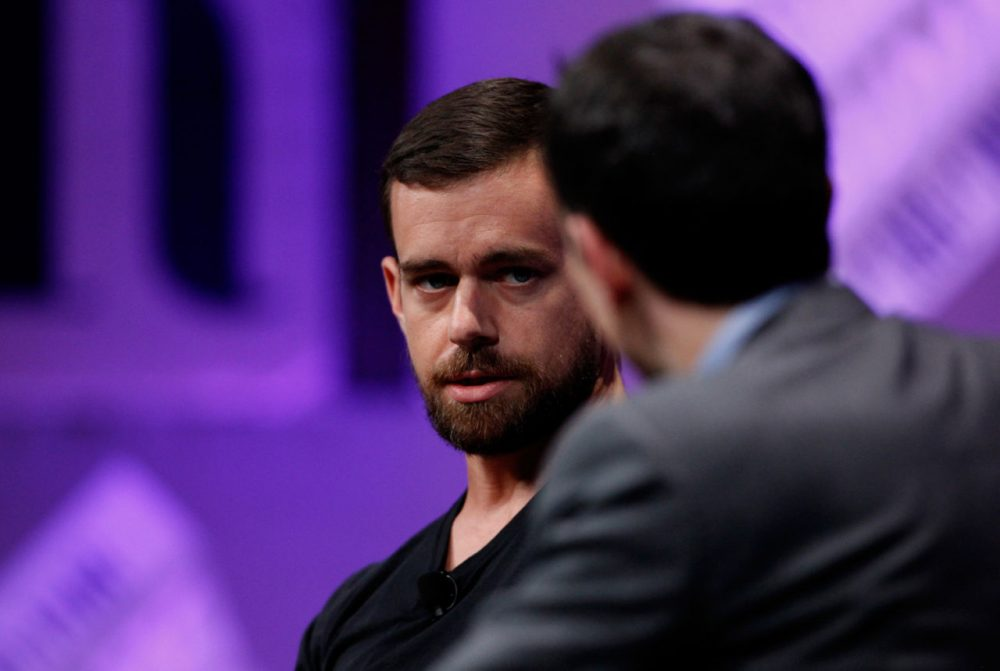 Twitter co-founder Jack Dorsey is pictured on October 9, 2014 in San Francisco, California. (Kimberly White/Getty Images for Vanity Fair)
