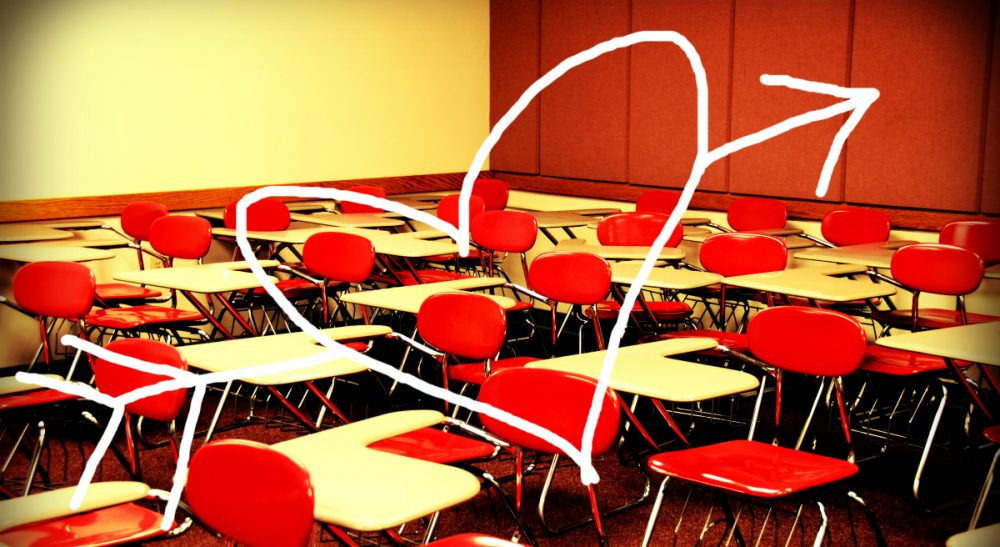 Why banning romantic relationships between professors and students is good policy. (Tobias Leeger/flickr)