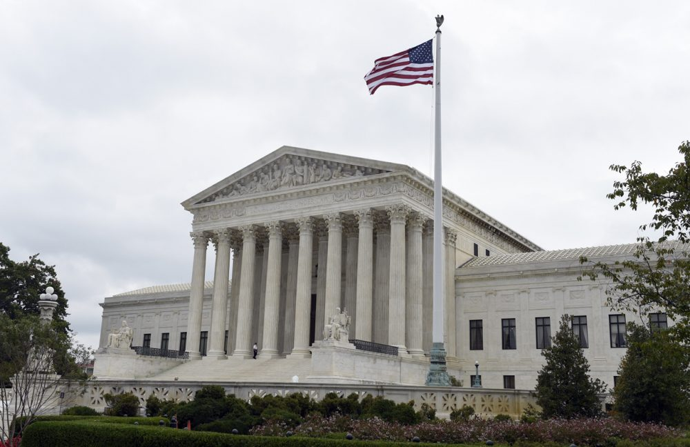 The Supreme Court is pictured on Friday, Oct. 3, 2014, in Washington, D.C. (Susan Walsh/AP)