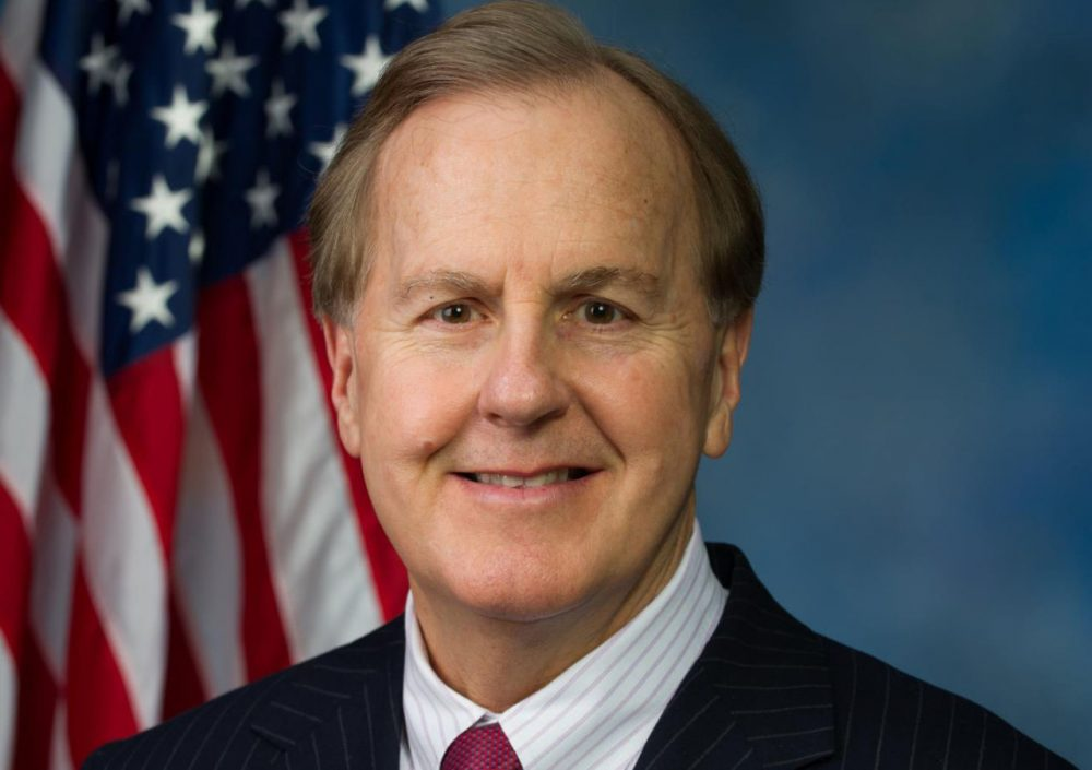 Congressman Robert Pittenger has represented North Carolina's 9th congressional district since 2013. (U.S. Congress)