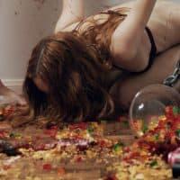 "A scene from ""Excess Flesh."" (Courtesy Boston Underground Film Festival)"