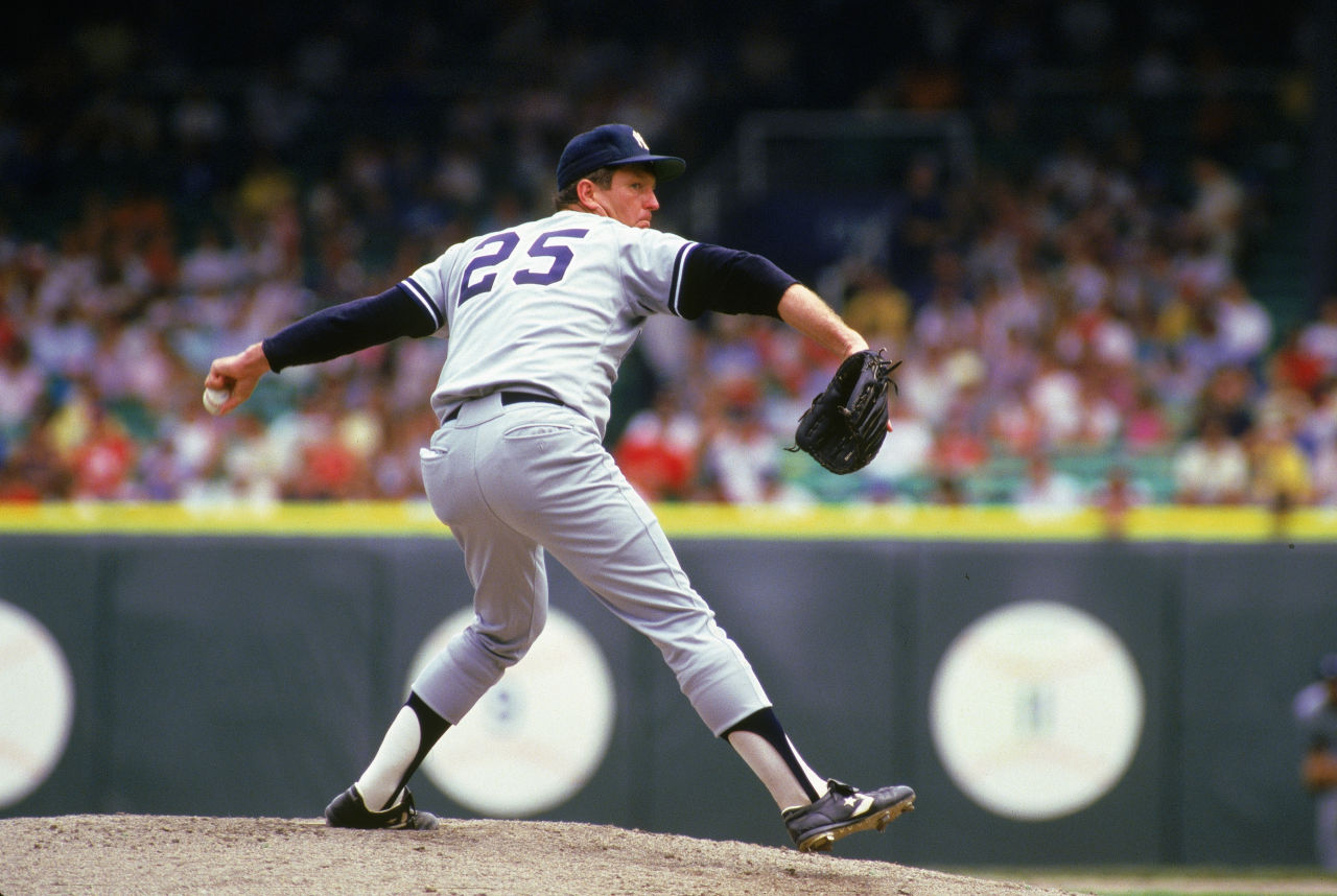 After his groundbreaking surgery in 1974, Tommy John went on to pitch for another 14 seasons.  (Jonathan Daniel/Getty Images)
