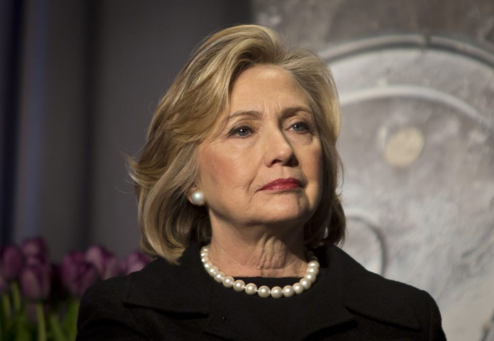 Hillary Clinton in November 2014 (AP File)