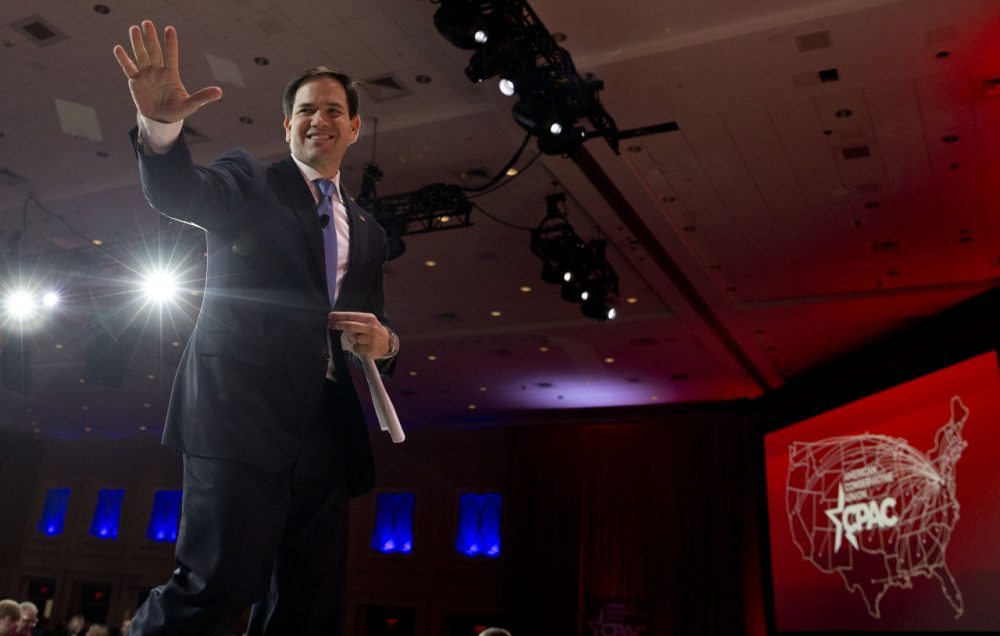 Sen. Marco Rubio (Carolyn Kaster/AP)