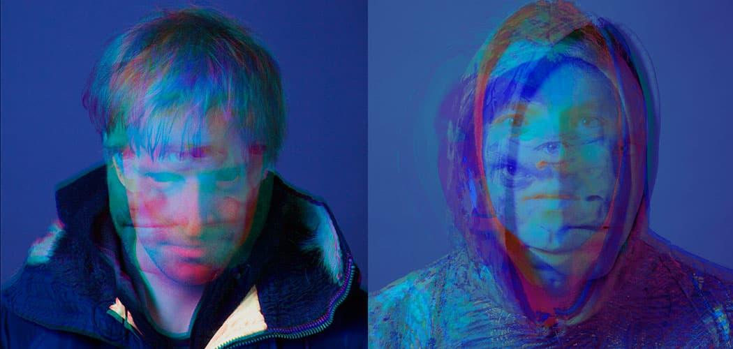 Lightning Bolt—Brian Gibson (left) and Brian Chippendale. (Natalja Kent)