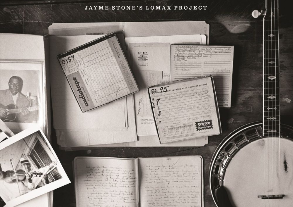 Items used for Alan Lomax's recordings, photographed at the Library of Congress. (Courtesy Rock Paper Scissors)