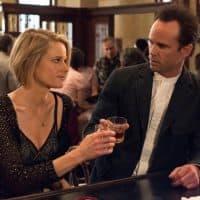 """Joelle Carter as Ava Crowder and Walton Goggins as Boyd Crowder in """"Justified."""" (Prashant Gupta/FX)"""