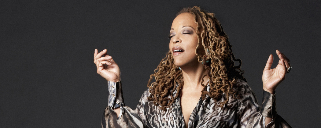 Vocalist Cassandra Wilson. (Courtesy of World Music/CRASHarts)