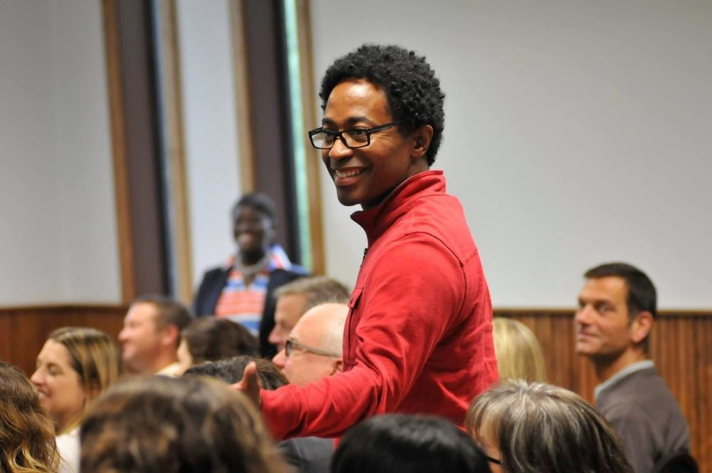 Wesley Bell is a newly elected member of the Ferguson City Council. (bell4stl.com)