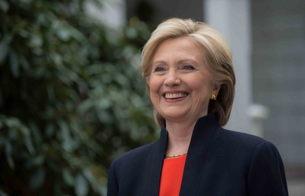 Hillary Clinton announced Sunday, April 12, on social media that she is running for president. (hillaryclinton.com)