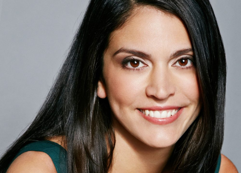 Cecily Strong joined Saturday Night Live in 2012. (Courtesy of NBC)