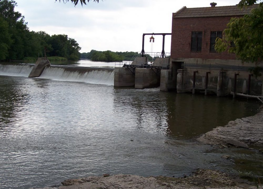 Among the deaths detailed in the BYU report is a man who drowned after falling off the Joe Reasoner Dam in Humboldt, Iowa, while fishing in 2006. (BYU)