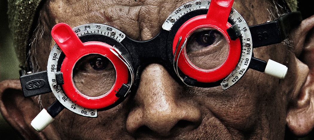 """A scene from """"The Look of Silence."""" (Courtesy)"""