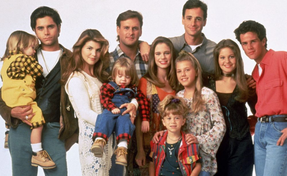 """The '90s sitcom will return as """"Fuller House"""" on Netflix. John Stamos will reprise his role, along with some – though not all – of his costars. (ABC)"""