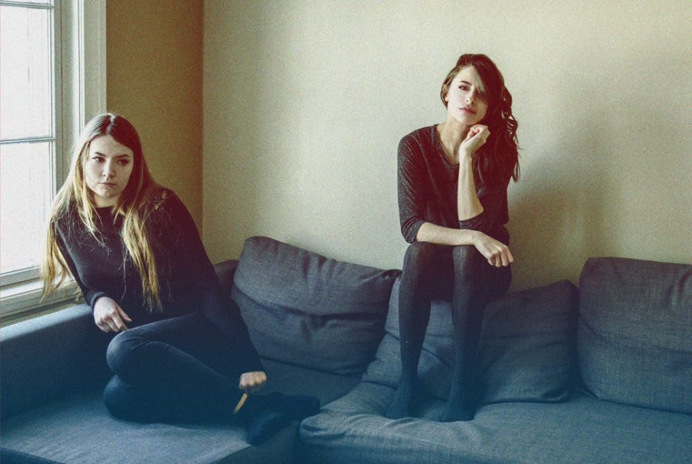 Pale Hone is an indie rock duo from Gothenburg, Sweden. (palehoney.com)