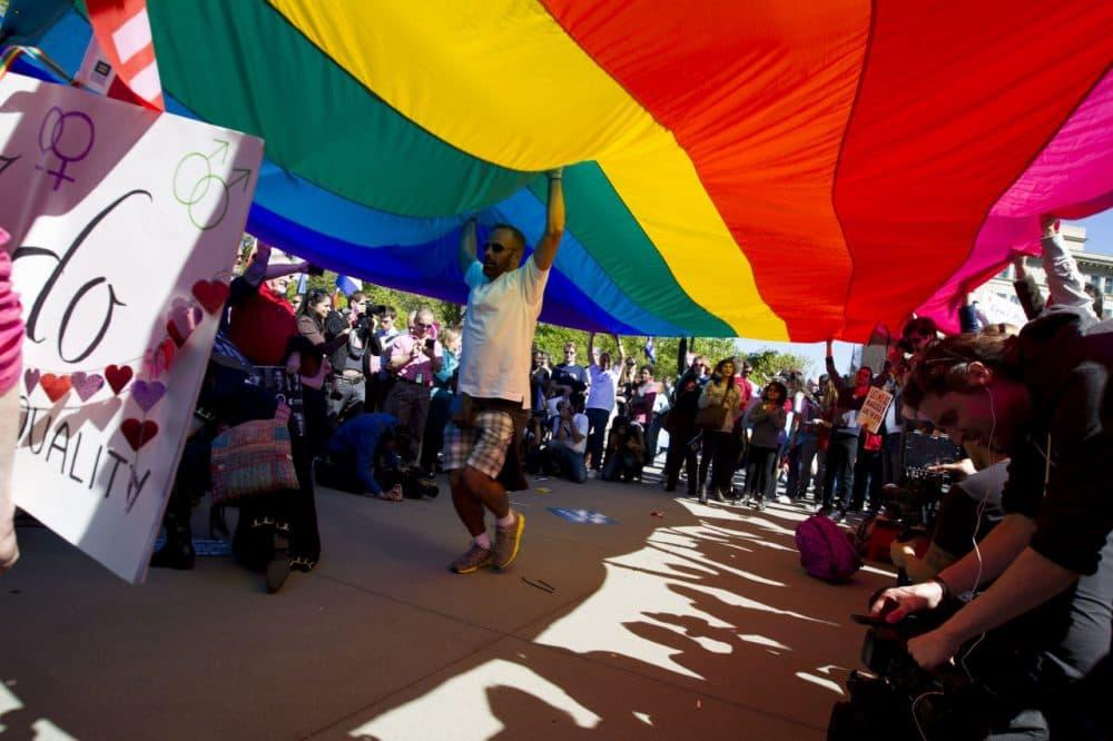 Gay Marriage Activists 34