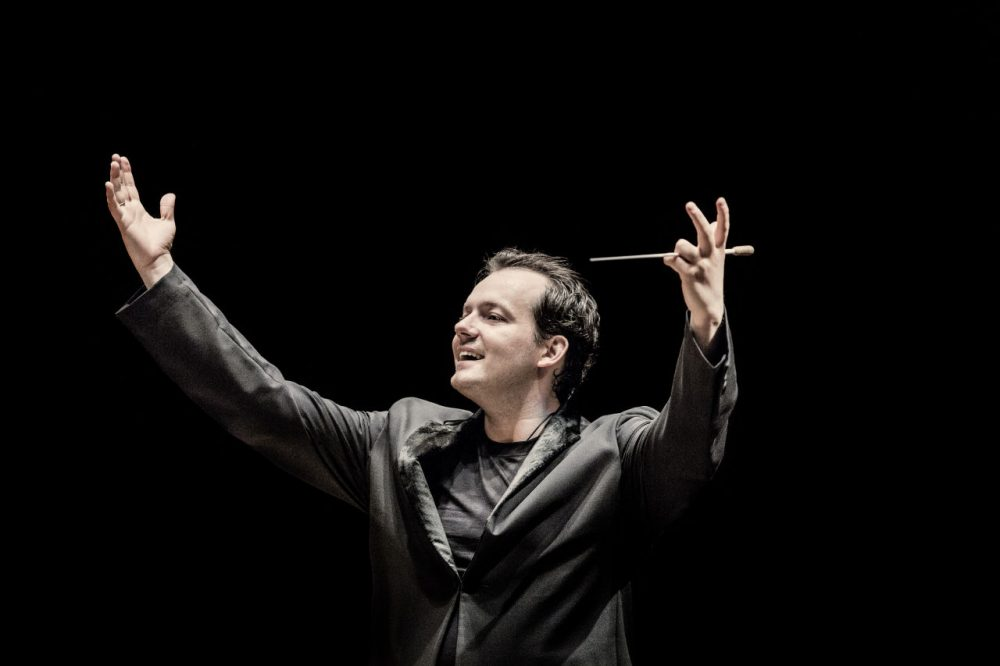 Andris Nelsons is the Boston Symphony Orchestra's musical director. (Marco Borggreve/Boston Symphony Orchestra)