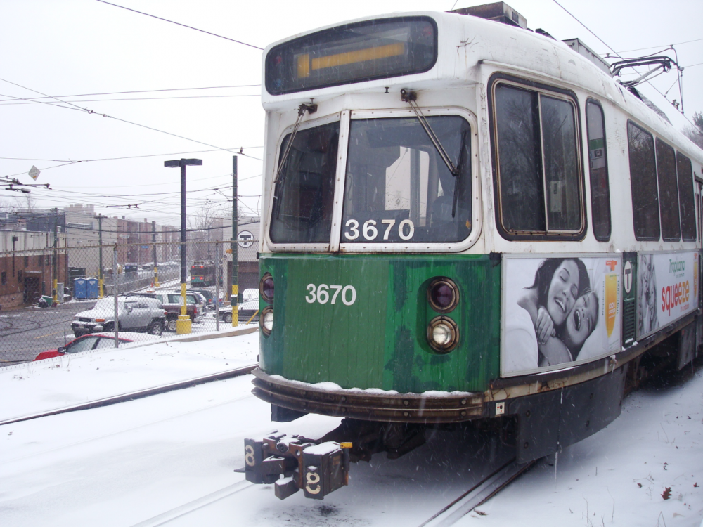 The green line suffered all during the last Boston winter. (James Wang/Flickr)
