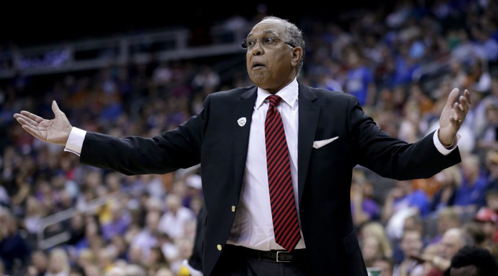 A group of prominent black coaches headlined by Texas Tech men's basketball coach Tubby Smith and Shaka Smart are forming a new organization aimed at addressing the dwindling numbers of minority head coaches in college basketball. The National Association for Coaching Equity and Development is being formed in response to the dissolution of the Black Coaches Association. (Charlie Riedel/AP)