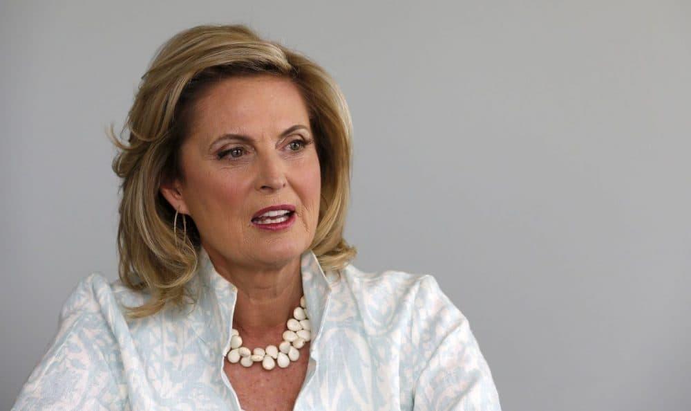 Ann Romney in 2013. (AP)