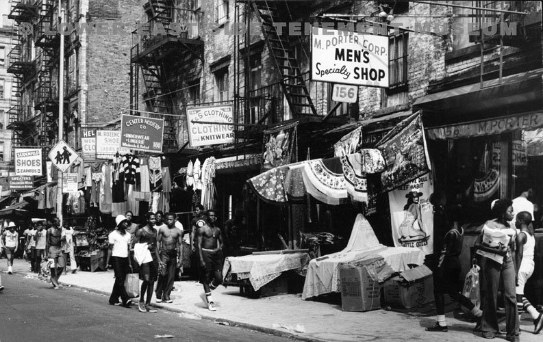 Decades Of Continuing Changes For Nyc S Lower East Side