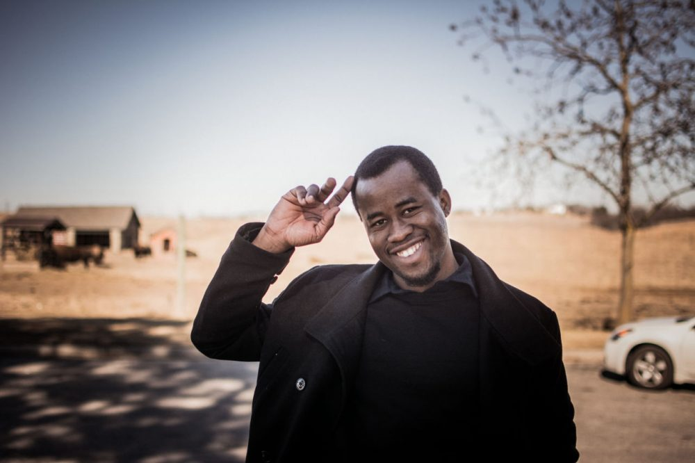 "Chigozie Obioma is author of ""The Fishermen."" (Zach Mueller)"