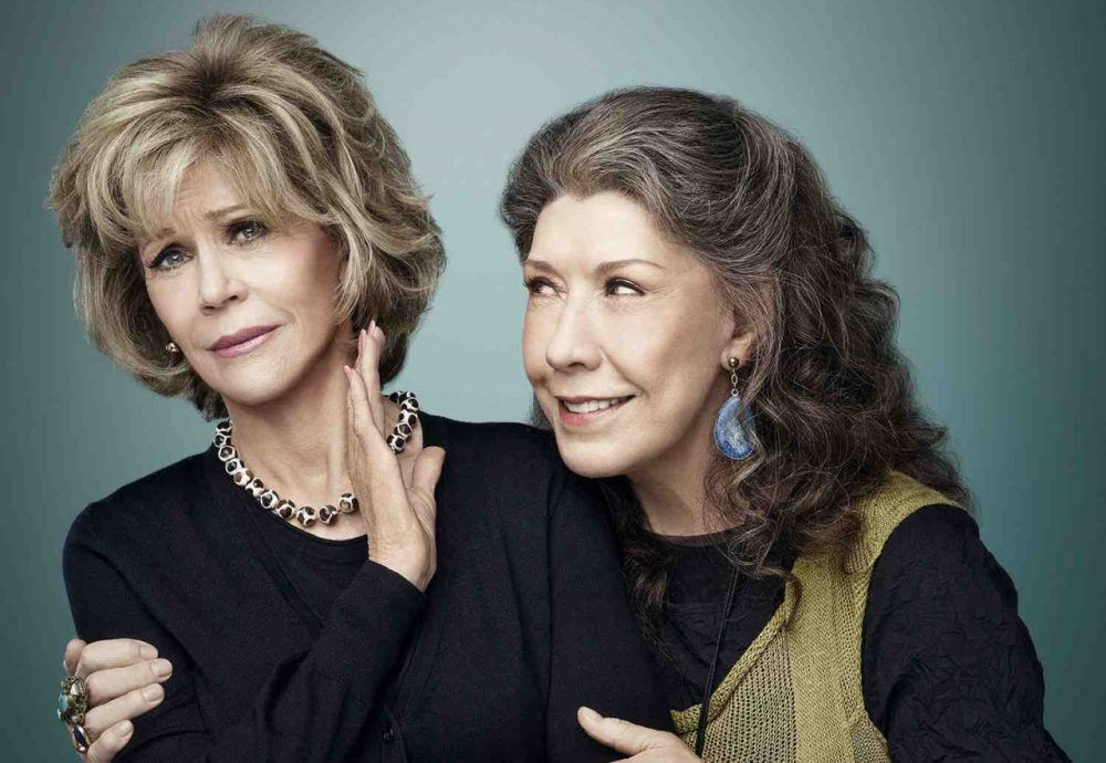 804e3ccb45bf66 Longtime friends Jane Fonda and Lily Tomlin are reuniting for the first  time since 1980 in