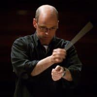 Odyssey Opera's music director Gil Rose. (Liz Linder)