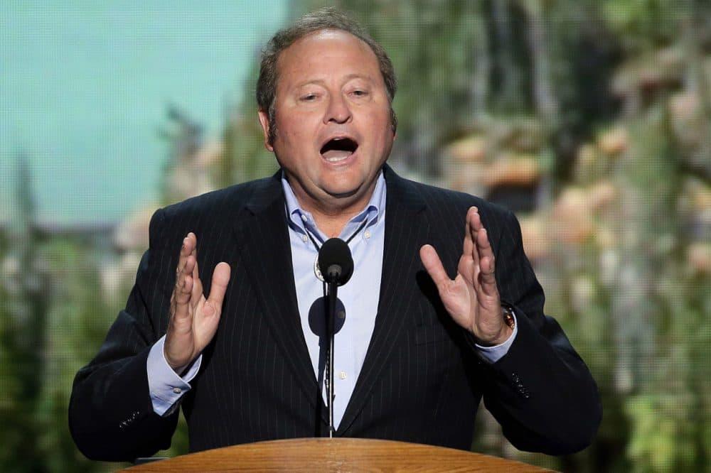 Then-Montana Gov. Brian Schweitzer, in a 2012 file photo (J. Scott Applewhite/AP)
