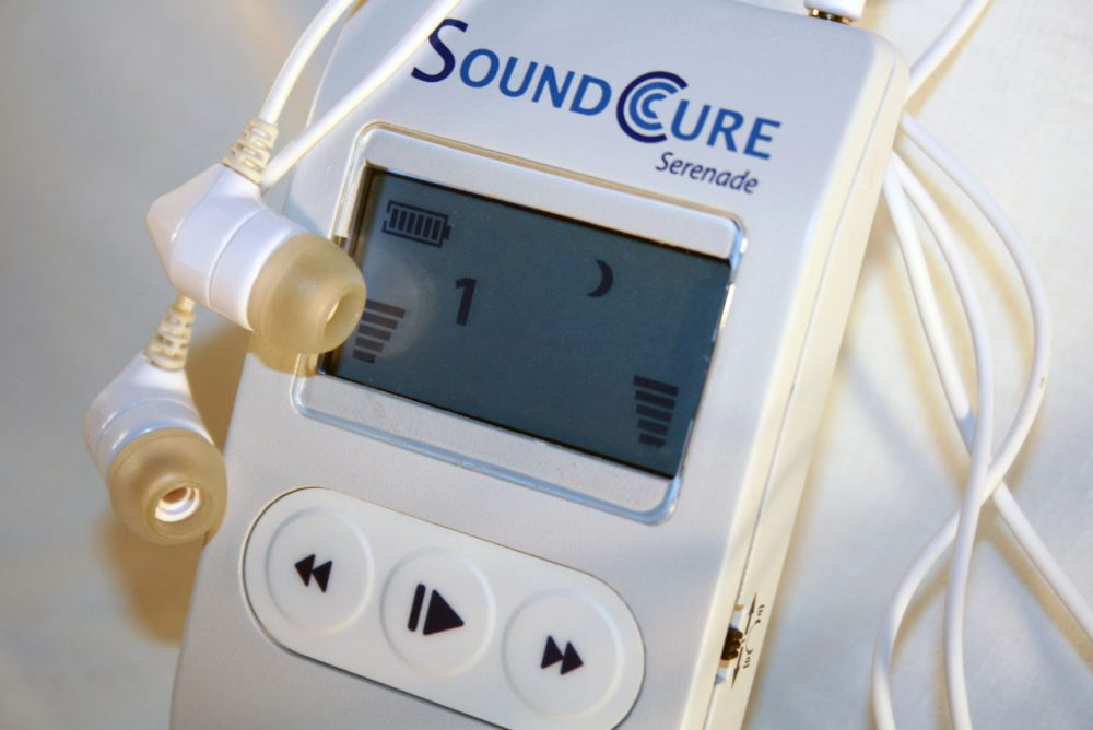 SoundCure(TM) Serenade(R) was a sound therapy solution for the treatment of tinnitus that came out in 2011. (Marketwire)