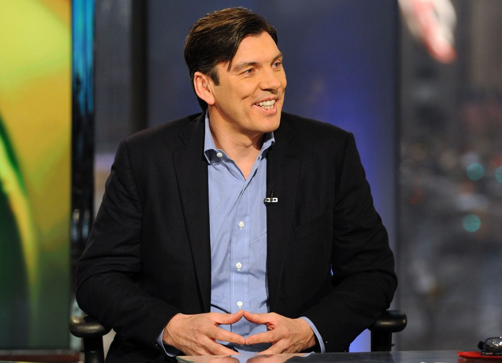 AOL CEO Tim Armstrong will remain at Verizon after the two companies merge. (Andrew Toth/Getty Images)