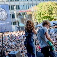 Boston Calling at City Hall Plaza in September 2014. (Mike Diskin)