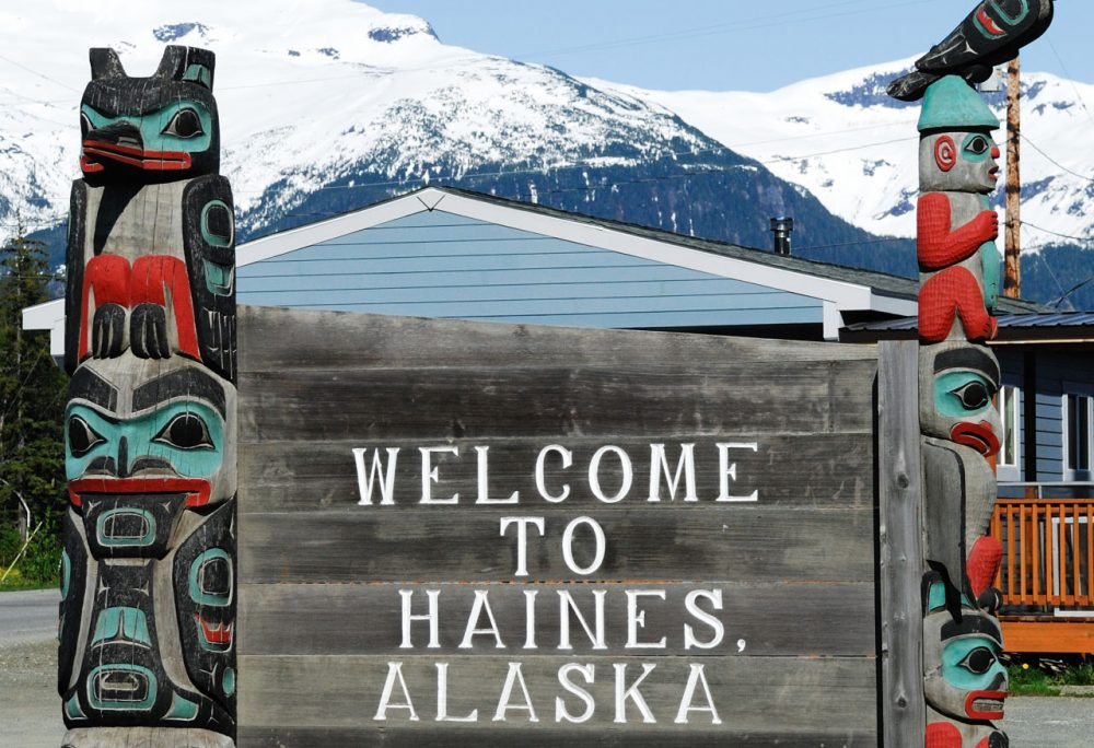 About 2,000 people live in Haines, Alaska, where Heather Lende has been writing obituaries for 20 years for the Chilkat Valley News. (Andrei Taranchenko/Flickr)