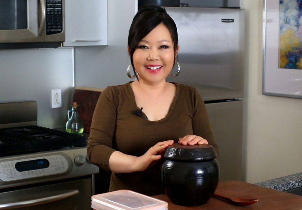 "YouTube cooking sensation Maangchi is out with her first cookbook, ""Maangchi's Real Korean Cooking."" (maangchi.com)"