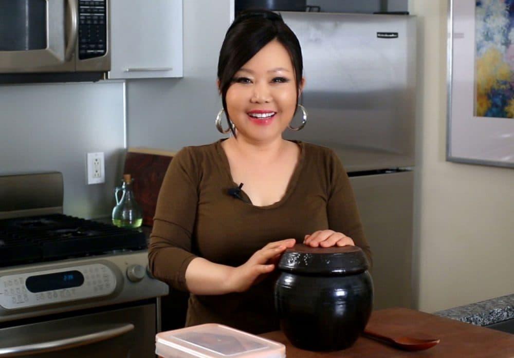 "YouTube cooking sensation Maangchi is out with her first cookbook, ""Maangchi's Real Korean Cooking."" (maangchi.com)"