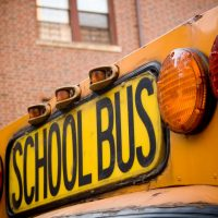 School bus (caitlinator/Flickr)