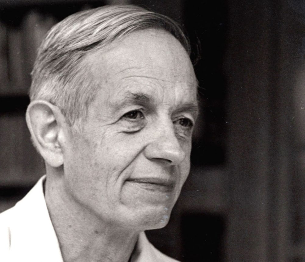 "The Nobel Prize winning economist John Nash, whose life inspired the film ""A Beautiful Mind,"" died over the weekend in a car crash. (Getty Images)"