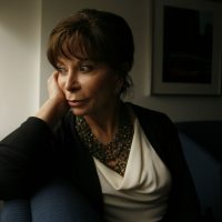 Chilean writer Isabel Allende is pictured on May 3, 2010, in New York. (Peter Morgan/AP)