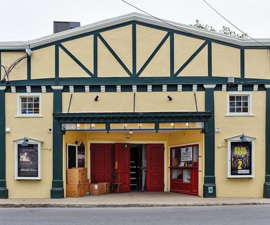 2 Historic Martha's Vineyard Theaters Reopening This