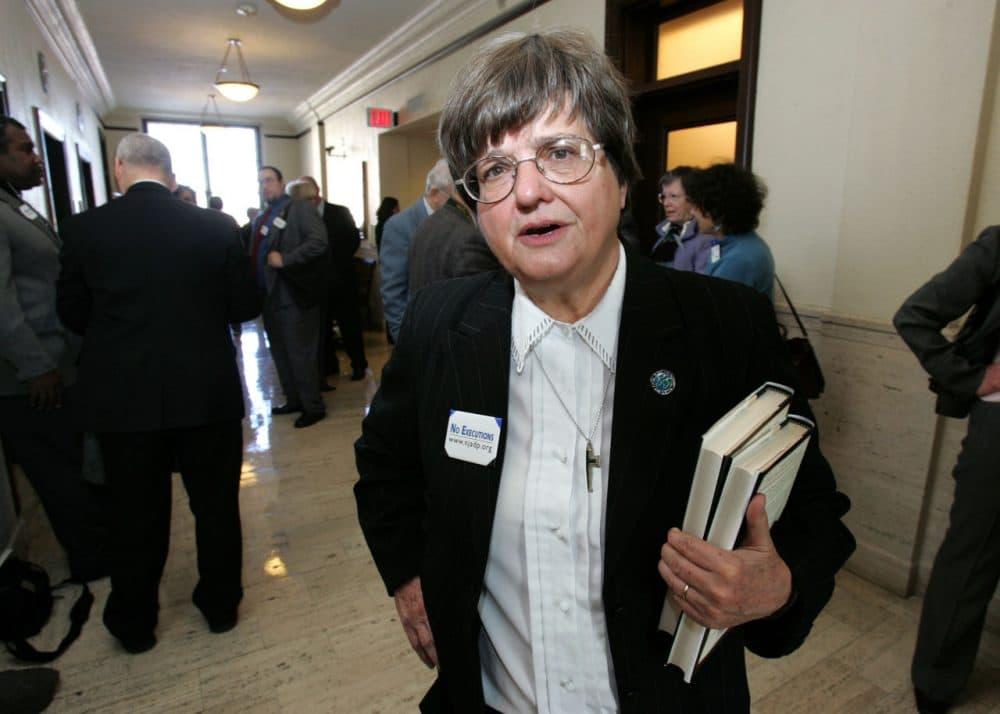 2005 file photo of Sister Helen Prejean (Mel Evans/AP)