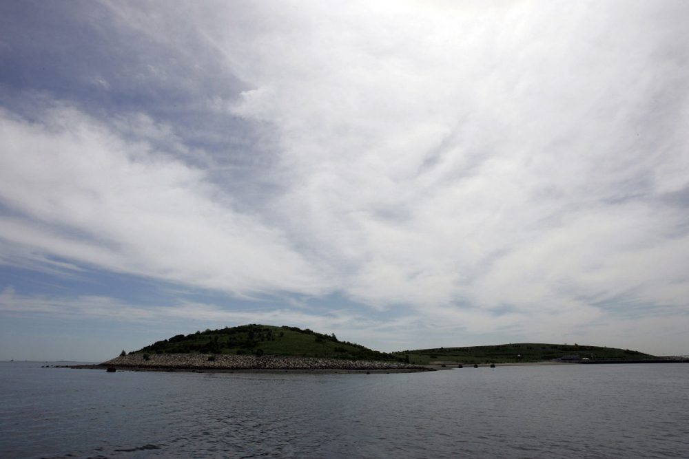 Spectacle Island, one of the Boston Harbor Islands (Chitose Suzuki/AP)