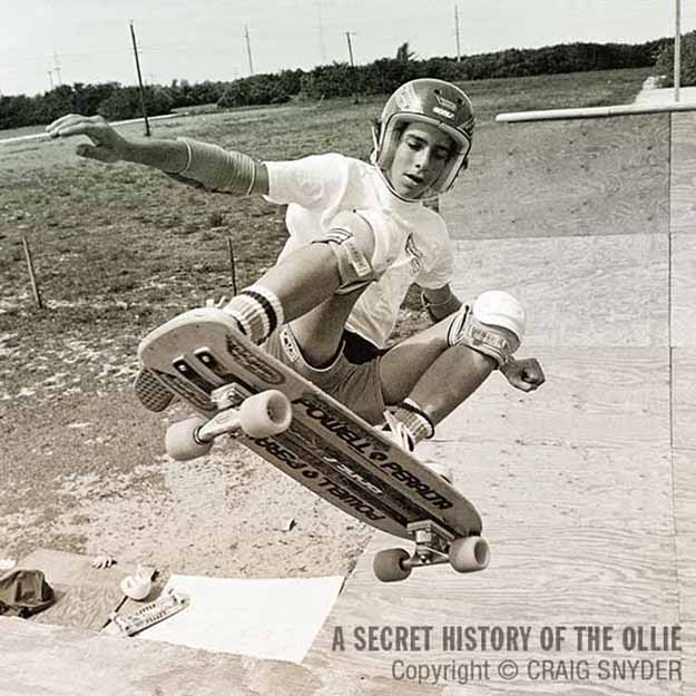 The origin and history of the skateboard