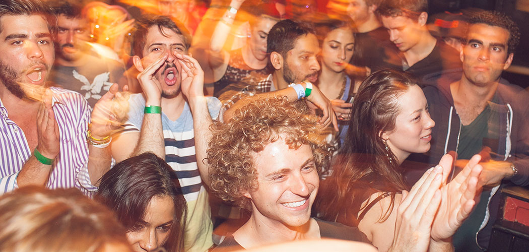 Together electronic dance music festival. (Nick Minieri)