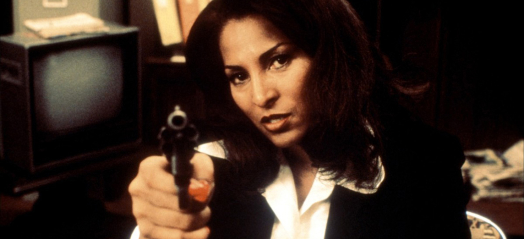 Pam Grier as Jackie Brown in the 1997 film. (Courtesy)