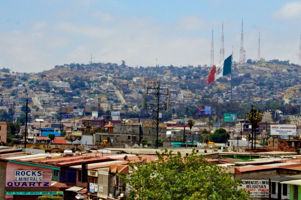 A view of Tijuana, Mexico. (eggrole/Flickr)