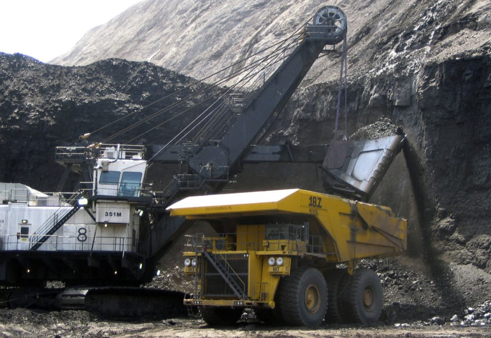 The Future Of Wyoming Coal Here Amp Now