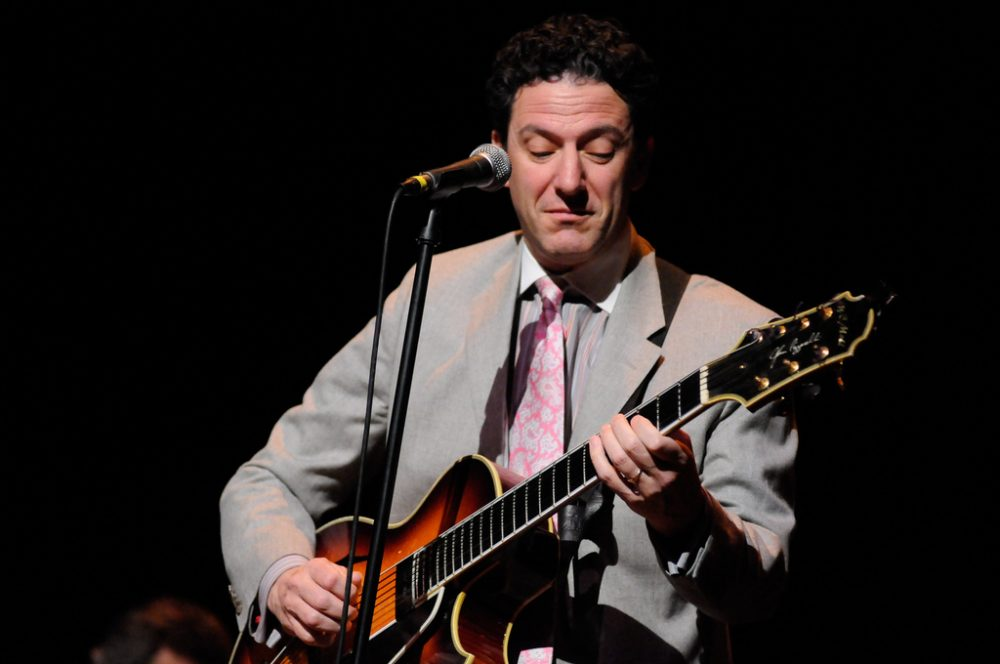 Jazz Guitarist And Singer John Pizzarelli Salutes Johnny Mercer On