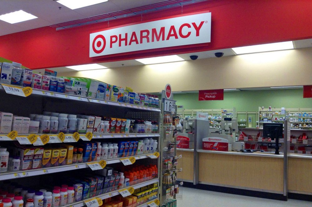 CVS will pay $1.9 billion dollars to buy Target's 1,700 pharmacies and clinics. (jeepersmedia/Flickr)
