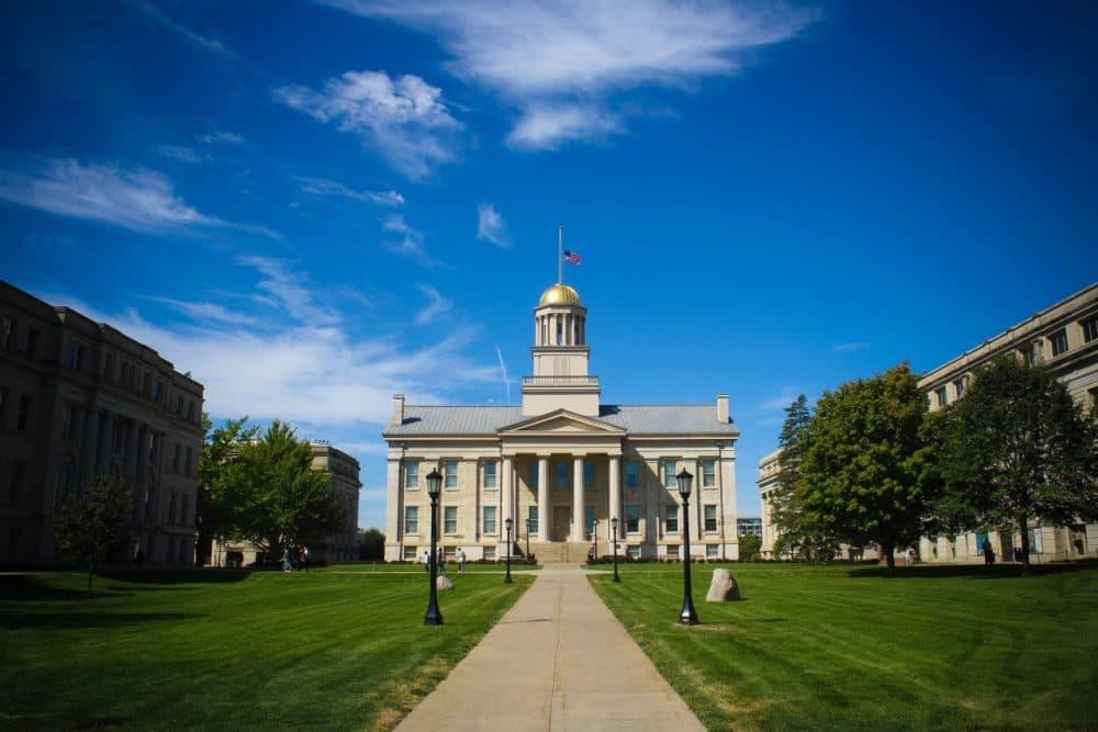 The University of Iowa recently introduced a three-year bachelor's program.  (derekbruff/ Flickr)